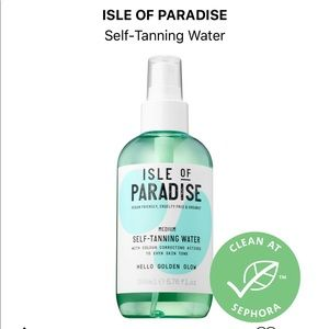 Self Tanning Water Medium Isle of Paradise